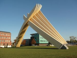 Hardwood-Sculpture