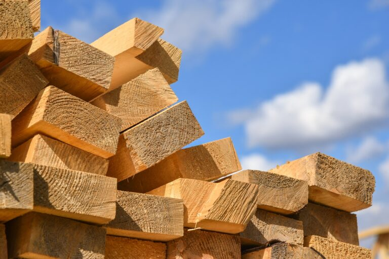 carcassing-timber